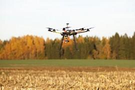 Drone-over-corn-field