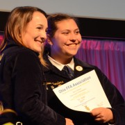 Agriscience Fair winners were recognized