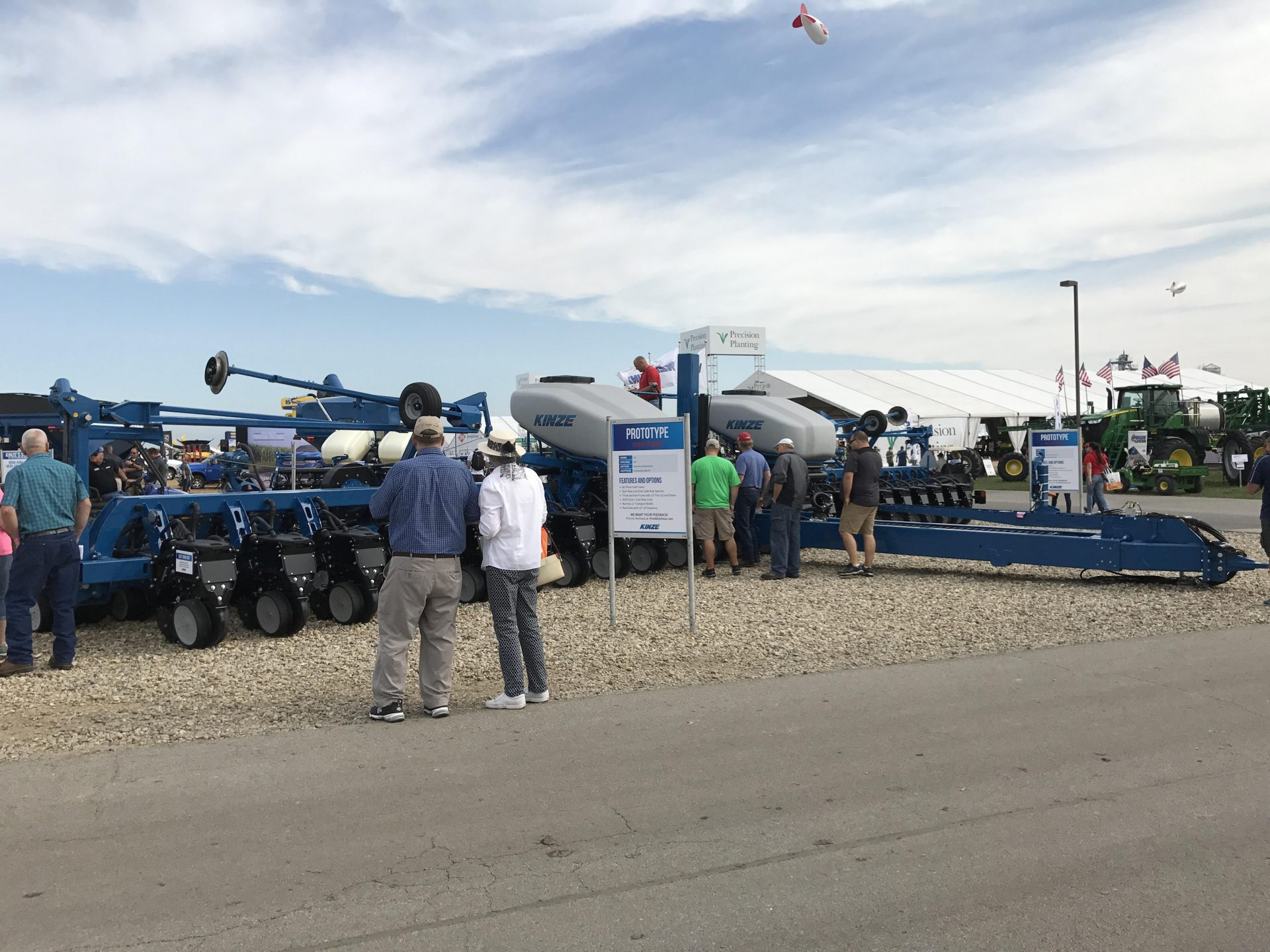 New Kinze Planter Promotes Higher Yield Iowa Agribusiness Network